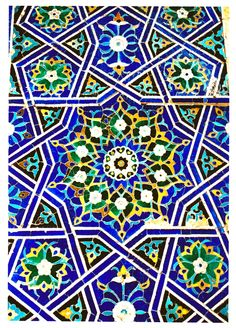 16) The stained glass windows made Violet think of pictures she had seen of cities along the Silk Road such as Samarkand in Uzbekistan.
