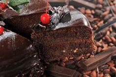 Bizcocho De Chocolate :: LA LECHERA
