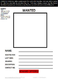 Halloween Writing Activities  th Grade     Kristal Project Edu   hash  Pinterest Turn up the excitement for creative story writing with this seasonal writing kit  Students choose a character card different ones included  a setting card
