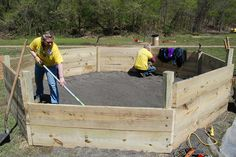 Here's how to build a Gaga Pit. This fast-paced game is a great way to keep kids and families having fun and staying active.