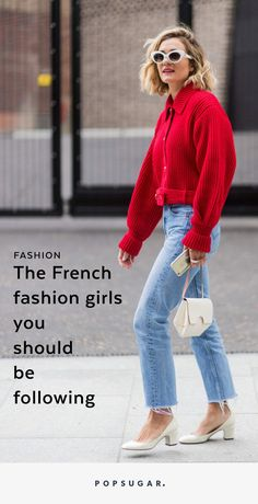 The French Fashion Girls You Should be Following This Month