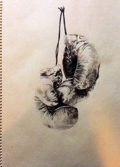 drawings of boxing gloves - Google Search