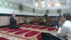 Muslimischer Verein Bern  At Europaplatz Moschee. Gallery Wall, Home Decor, Europe, Prayer Room, Mosque, Homemade Home Decor, Interior Design, Home Interiors, Decoration Home