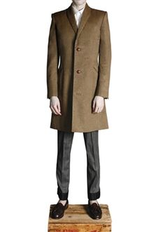 CAMEL COAT by Duly Equipped