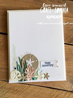 Tranquil Textures from Stampin' Up!