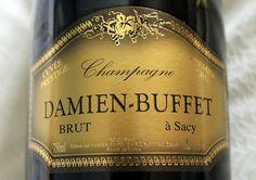 Champagne Damien-Buffet Brut Prestige | Champagne 1er cru Damien Buffet et chambre d'hôtes à Sacy près de Reims