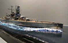 1/700 Admiral Graf Spee (Trumpeter)