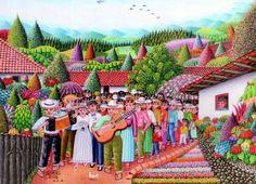 Pedro Roberto Grandez (Honduras)...community...