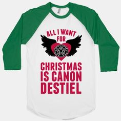 The fact that this exists does not surprise me at all.-Canon Destiel | HUMAN