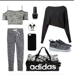 ||sport outfits|| by _ vicky_rizzo_