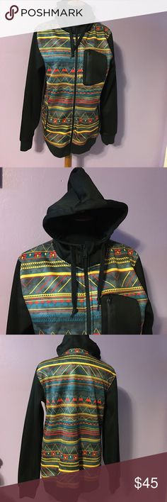 NWOT from Zumiez men's jacket M. Empyre surplus co. Size Med. Purchased for my son from Zumiez. Never worn. Upper front pocket has earphone access. See pics. empyre surplus co Jackets & Coats