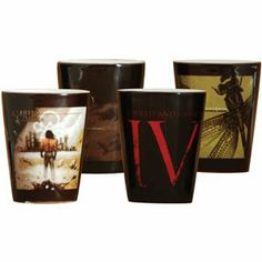 Amazon.com: Coheed And Cambria - Shot Glass Sets: Home & Kitchen
