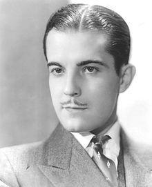 actor Ramon Novarro