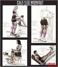 Personal Trainer - Leg Workout2