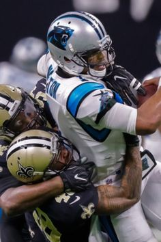 New Orleans Saints - NFL Pick, Odds, and Prediction New Orleans Saints at Carolina Panthers NFL Football: Monday, December 2018 at pm (Bank of America Stadium) The Line: Carolina Panthers -- Over/Under: See the Latest Odds Nfl Photos, Football Photos, American Football, Football Team, Football Helmets, Panthers Vs Saints, Indianapolis Colts, Cincinnati Reds, Pittsburgh Steelers