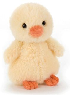 Buy Jellycat Fluffy Chick Soft Toy, Small, Yellow from our Soft Toys range at John Lewis & Partners. Free Delivery on orders over Yellow Online, Jellycat, Easter Treats, Pet Toys, Teddy Bear, Cute, Animals, Sewing, Garden