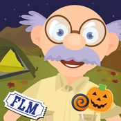 Camping With Grandpa by Fairlady Media Ipod Touch, Ipad, Camping, Autumn Theme, Iphone, Fall Halloween, New Zealand, Family Guy, Fun