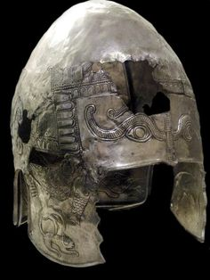 The Helmet of Iron Gates (Romania) is a silver helmet dating from the 4th century BC, housed in the Detroit Institute of Arts, USA. Dacian