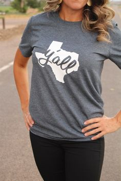 Y'all Pick your State Shirt | Shop handmade & boutique clothing deals for up to 80% off on Jane.com!