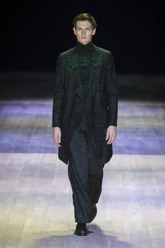 Male Fashion Trends: Songzio Fall/Winter 2016/17 - Paris Fashion Week