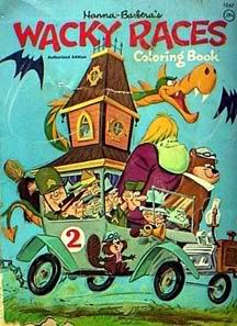 The Wacky Racers Classic Cartoon Classic Cartoon Characters, Cartoon Tv, Vintage Cartoon, Vintage Comics, Vintage Toys, Old School Cartoons, Retro Cartoons, Old Cartoons, Classic Cartoons