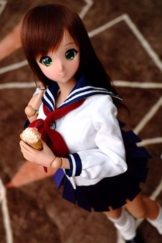Smart Doll Ebony by twiiincho