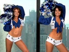 Learn the Moves & Workout With the Dallas Cowboys Cheerleaders - YouTube