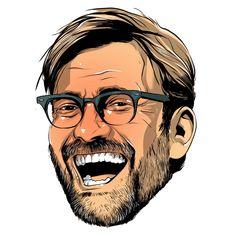 Liverpool Klopp, Fc Liverpool, Liverpool Football Club, Fifa, Bob Paisley, Juergen Klopp, Uefa Super Cup, Sports Drawings, European Cup