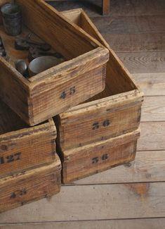 ShabbyPassion: Metti una vecchia cassetta, o un vecchio cassetto...