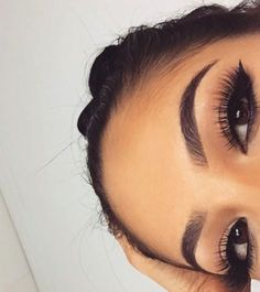 brow goals | 1000+ images about Eyebrows on fleek on Pinterest | Eyebrows, Brows ...