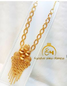 Gold jewelry Sets Jewellery - - - Antique Gold jewelry With Weight - Gold jewelry Bracelet Etsy Dubai Gold Jewelry, Dainty Gold Jewelry, Gold Jewellery Design, Delicate Necklaces, Long Necklaces, Bridal Jewellery, Simple Necklace, Necklace Set, Gold Necklace