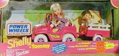 Power Wheels Shelly & Tommy