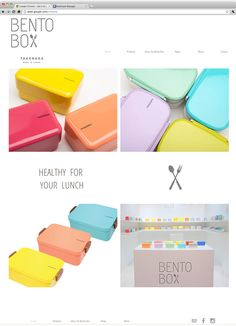 Bento Box | Lunch Boxes