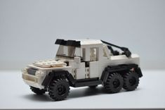 Lego Truck Collectors & Hobbyists Building Toys for sale 6x6 Truck, Lego Truck, Trucks, Lego City, Benz Suv, Lego Speed Champions, Lego Robot, Lego Military, Suv Cars