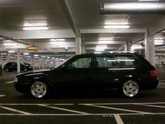 Audi 80 B4 avant - StanceWorks