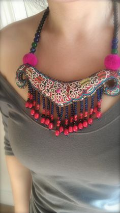 Hmong jewelry