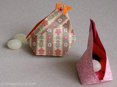 Gallery of origami models by various designers | Origami Spirit – Leyla Torres