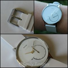 Withings Activité Steel 24/7 Automatic Activity Tracker Watch