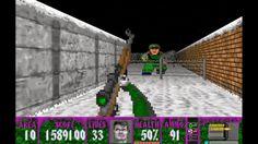 The Wolfenstein 3d Blog: Operation Eisenfaust: Origins Level 10