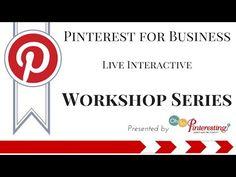 Pinterest for Business Workshop