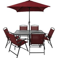 george home miami 8 piece patio set brown linen patio ideas pinterest patios miami and linens - Garden Furniture 8 Piece