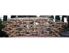 Recycled Pallet Pavillion, by AVATAR ARCHITETTURA, www.avatar-architettura.it