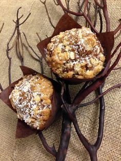 Pumpkin muffins are a classic fall treat. Our chefs at The Ritz-Carlton, Grand Cayman recommend sprinkling sunflower seeds or homemade granola on top of the muffins before baking for an added layer of autumn flavor.