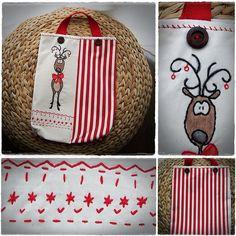 Reindeer bag, via Flickr.