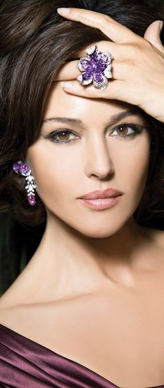 Beyond happy to hear she's the newest Bond girl! Beautiful Belluci!