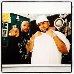 "The Great ""UGK"" Pimp & Bun"