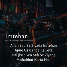 Best Islamic Quotes, Muslim Love Quotes, Quran Quotes Inspirational, Quran Quotes Love, Ali Quotes, Words Quotes, Happy Life Quotes, Real Life Quotes, Reality Quotes