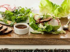 Grilled Teriyaki Pork Lettuce Wraps | Whole Foods Market