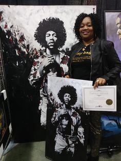 Jimi Hendrix lives!...