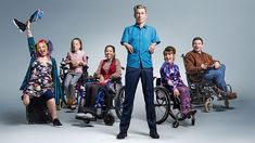 BBC Four - CripTales Liz Carr, American Horror Story Actors, Mat Fraser, Amazon Prime Tv, Dramatic Monologues, His Dark Materials, Anthology Series, Disabled People, Bbc America